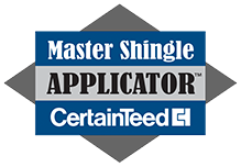 Davidson Roofing is a CertainTeed Master Shingle Applicator