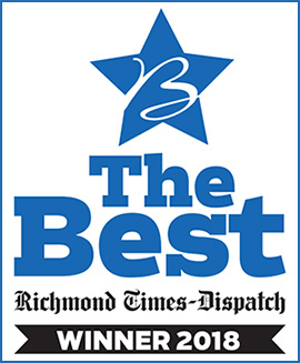 Voted the Best Roofing Company in Richmond, VA