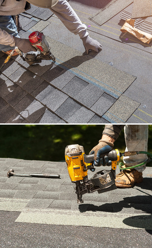 Roofing Installation Davidson Roofing Company